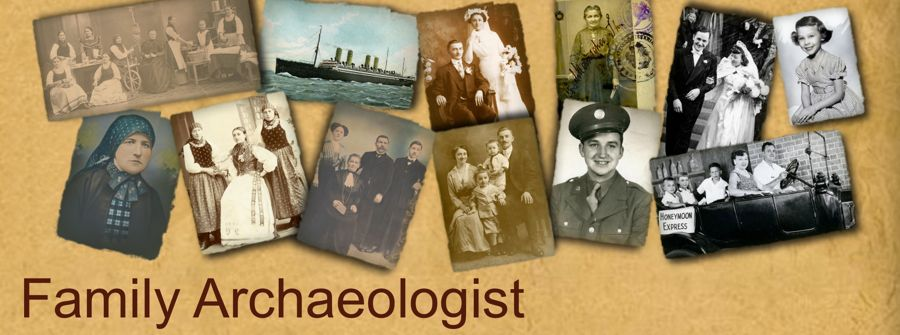 Family Archaeologist